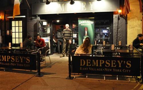 Dempsey's Pub NYC