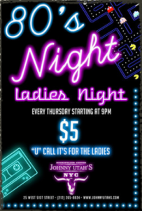 johnnyutahs_thursday-ladies-night2016