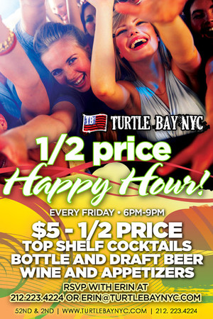 turtlebay_fridayhappyhour