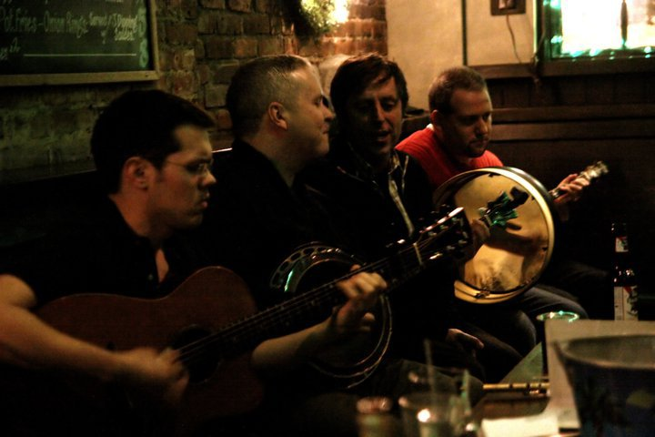Trad Session / Seisiun at Dempsey's Pub NYC