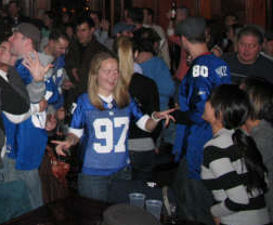 Giants Game Watch Party at The East End