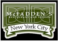 McFadden's NYC
