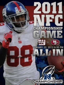 Giants vs 49ers