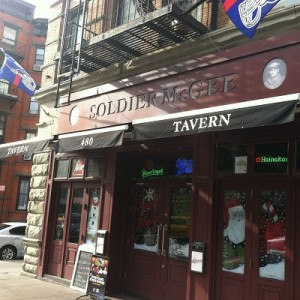 Soldier McGee's NYC