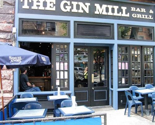 The Gin Mill NYC - exterior