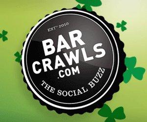 St. Patrick's Day Pub Crawls