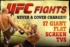 UFC at The House of Brews