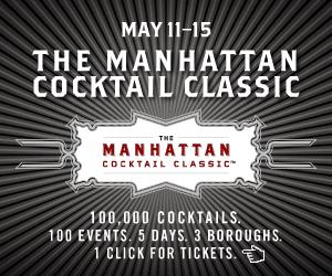 Manhattan Cocktail Classic 2012