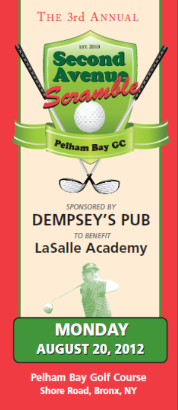 Dempsey's Pub Golf Outing