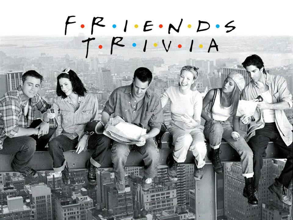 Friends Trivia at Pig n Whistle - MurphGuide: NYC Bar Guide