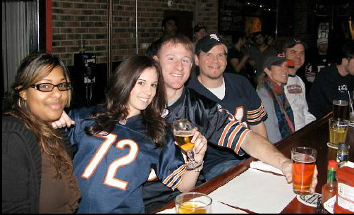 Chicago Bears Bars In Nyc Murphguide Nyc Bar Guide