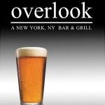 overlook logo pintglass 150x150 - 200+ Sports BARS In NYC