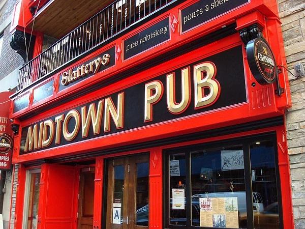 slatterys midtown pub