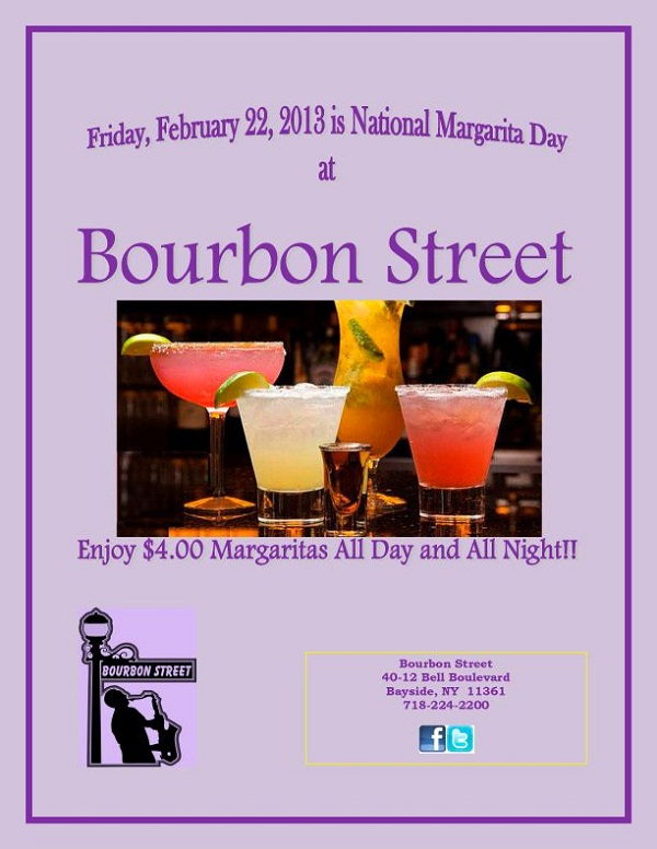 BourbonStreetMargaritaDay2013
