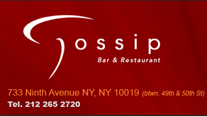 Gossip Bar & Restaurant NYC