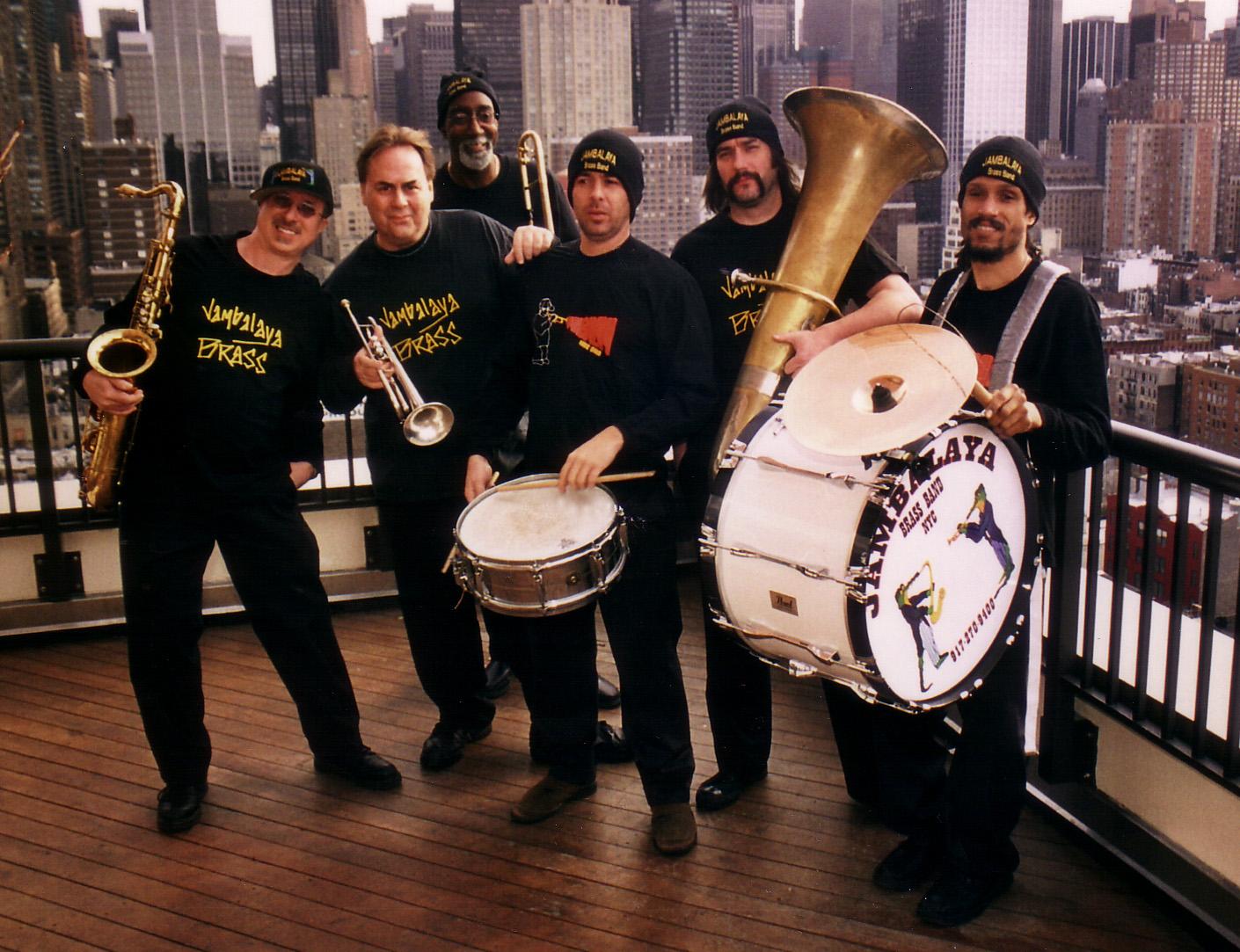 jambalaya-brass-band