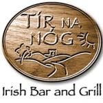 tirnanog-logo-wood