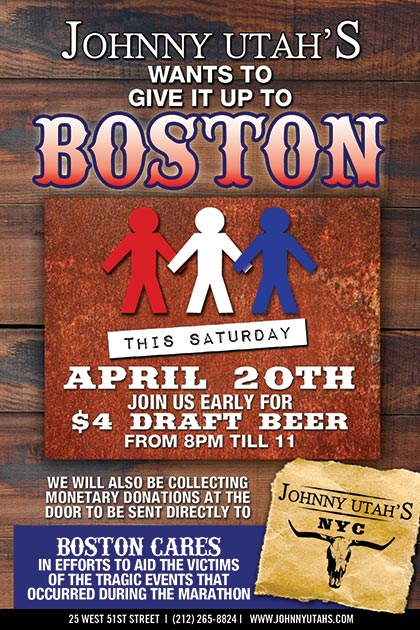 JohnnyUtahsNYC-GiveItUpBoston4-20-13