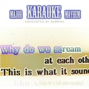major-mayhem-karaoke