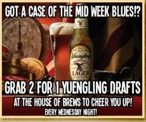 houseofbrews_wednesdays