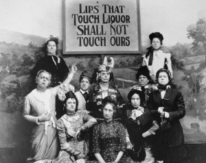 In the 1920's, this was thought to be an effective temperance strategy.  Results may vary.