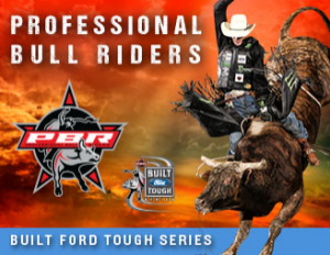 Pbr professional bull riders at madison square garden murphguide nyc bar guide for Bull riding madison square garden