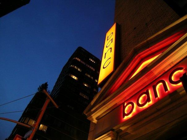 Banc Cafe Nyc