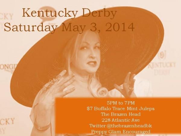 brazenhead_KentuckyDerby2014