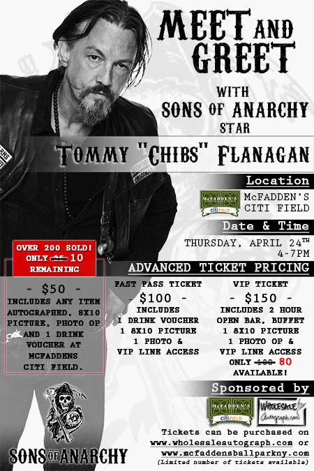 sons of anarchy meet and greet 2014 schedule