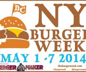BurgerWeekNYC2014