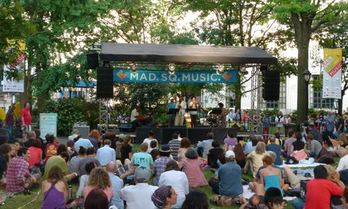 madison-square-music