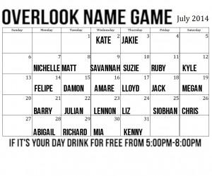 overlook_namegame_july2014