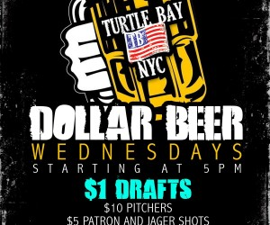 turtlebay_dollar_beer_weds2014