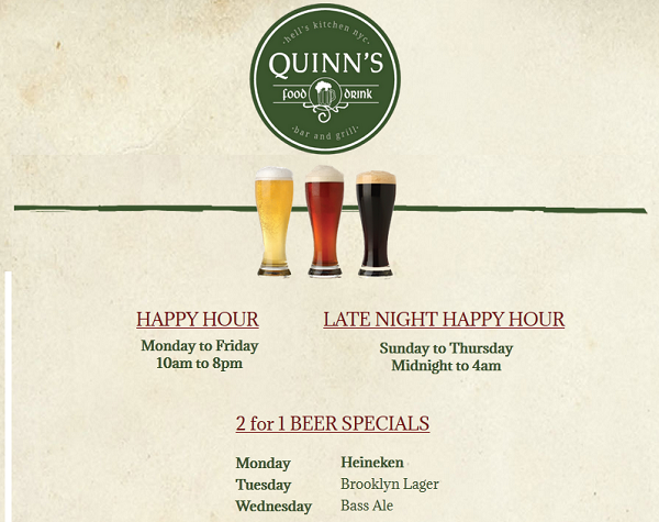 quinns-daily-specials