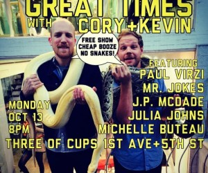 threeofcups_great-times_comedy10-13-14
