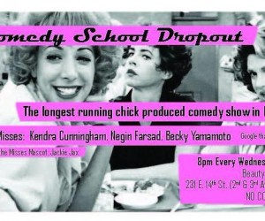 comedy-school-dropout