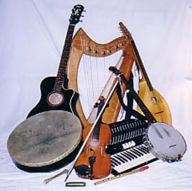 irish-instruments