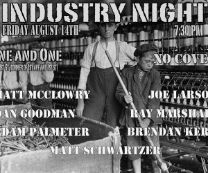 industrynight8-14-15