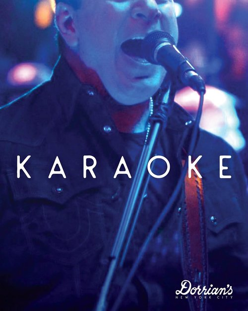 Karaoke at Dorrian's NYC