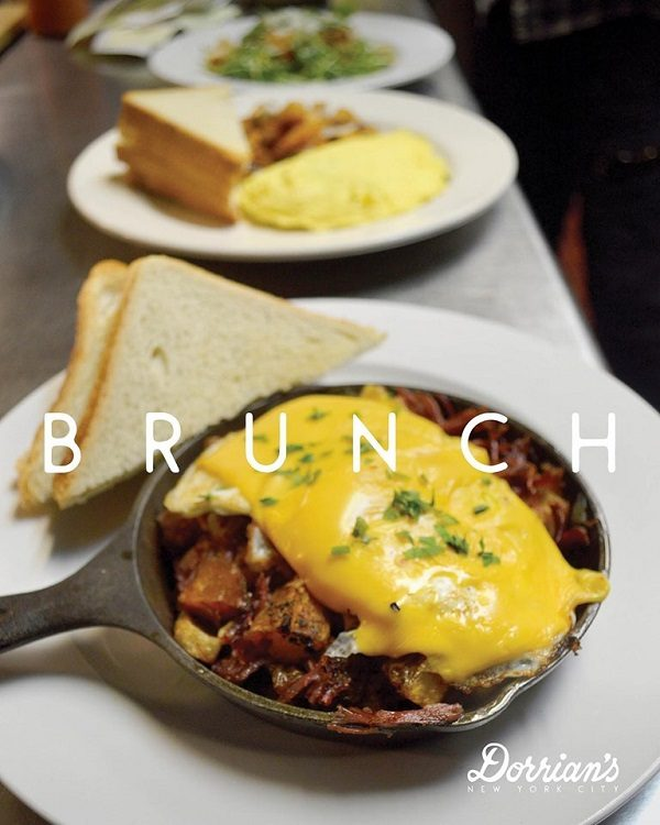 Weekend Brunch at Dorrian's
