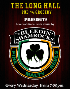 bleedin-shamrocks-long-hall-wednesdays