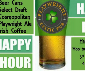 playwright-celtic-happy-hour
