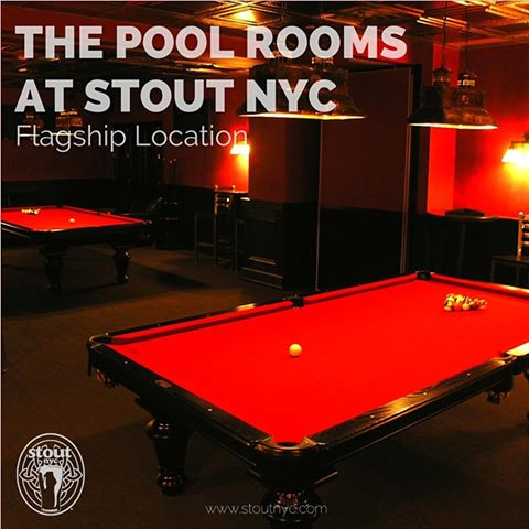 Billiards nyc the best pool halls and billiard halls in nyc for 120 east 16th street 4th floor new york ny 10003