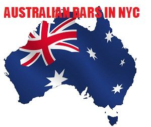 Australian Bars in NYC