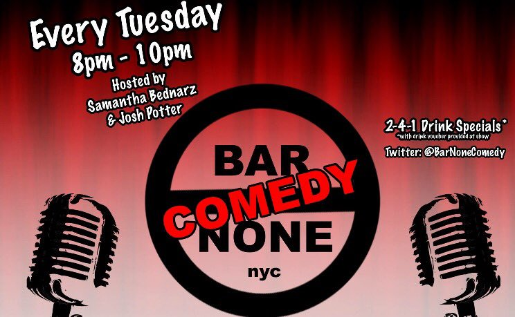 Bar None Comedy Murphguide Nyc Bar Guide Josh potter sits down weekly to give you all the important and unimportant events of the world, of sports, and anything else he can think of. bar none comedy murphguide nyc bar guide