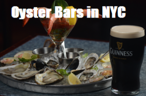 Oyster Bars NYC