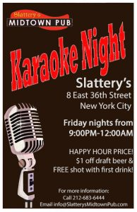 slatterys_friday-karaoke-nights