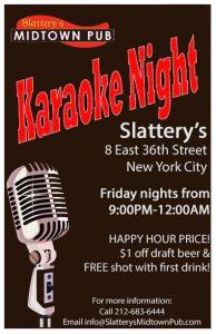 slatterys_friday-karaoke-nights