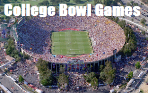 college football bowl game guide