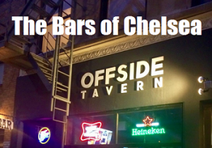 Best bars in Chelsea